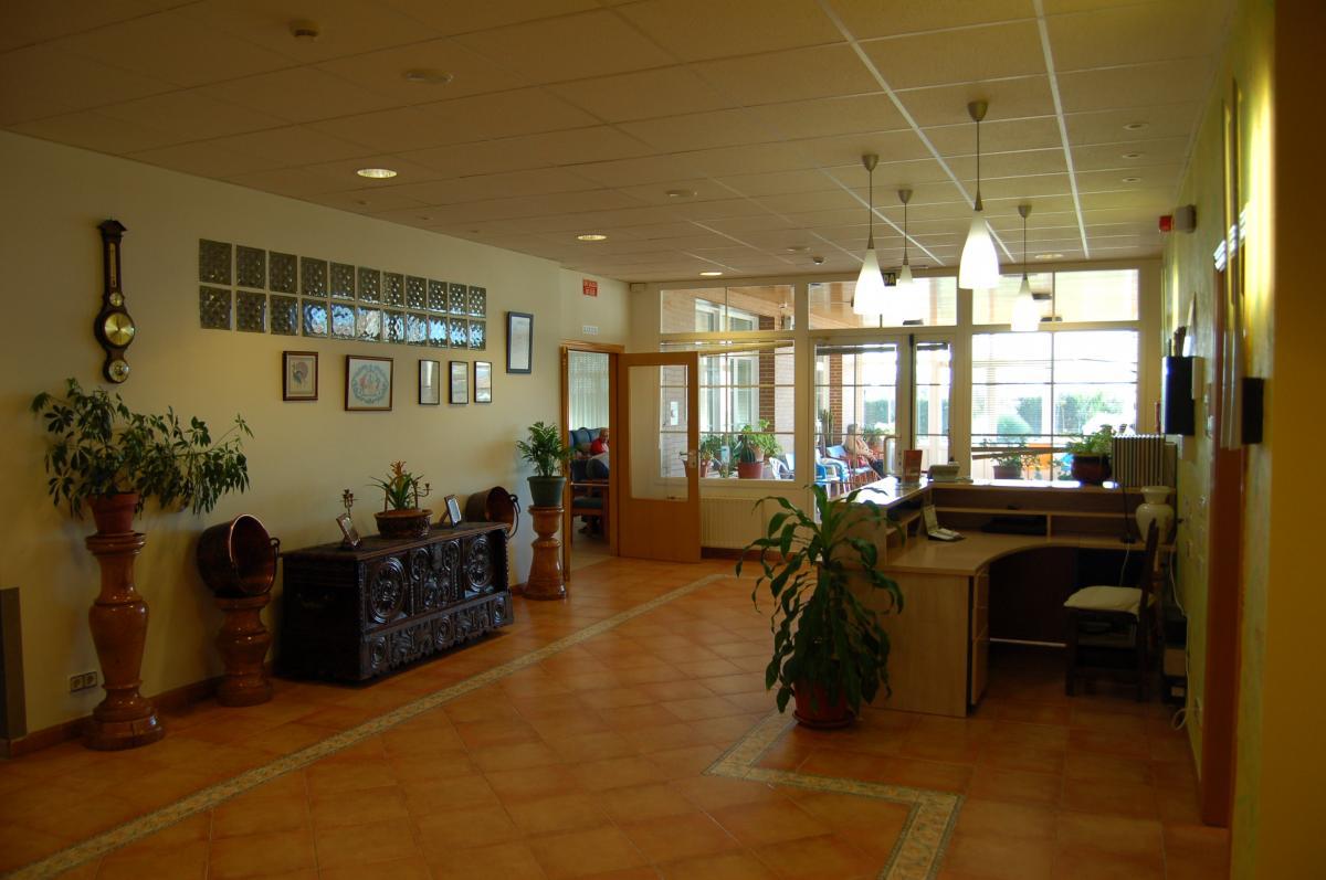 Hall de la Residencia